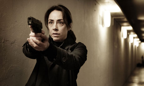 Sarah Lund in The Killing III